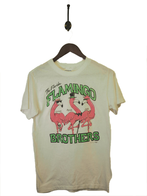 1980s Flamingo T-Shirt - S