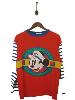 2000s Long Sleeve Disney T-Shirt - L