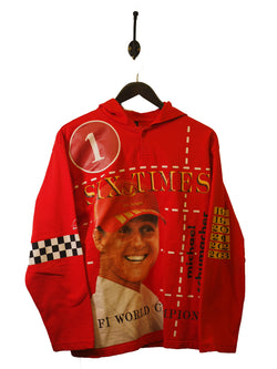 2003 Michael Schumacher Tribute Sweatshirt - M / L