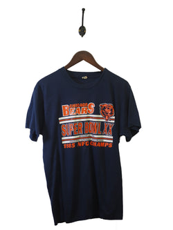 1985 Chicago Bears T-Shirt - M / L