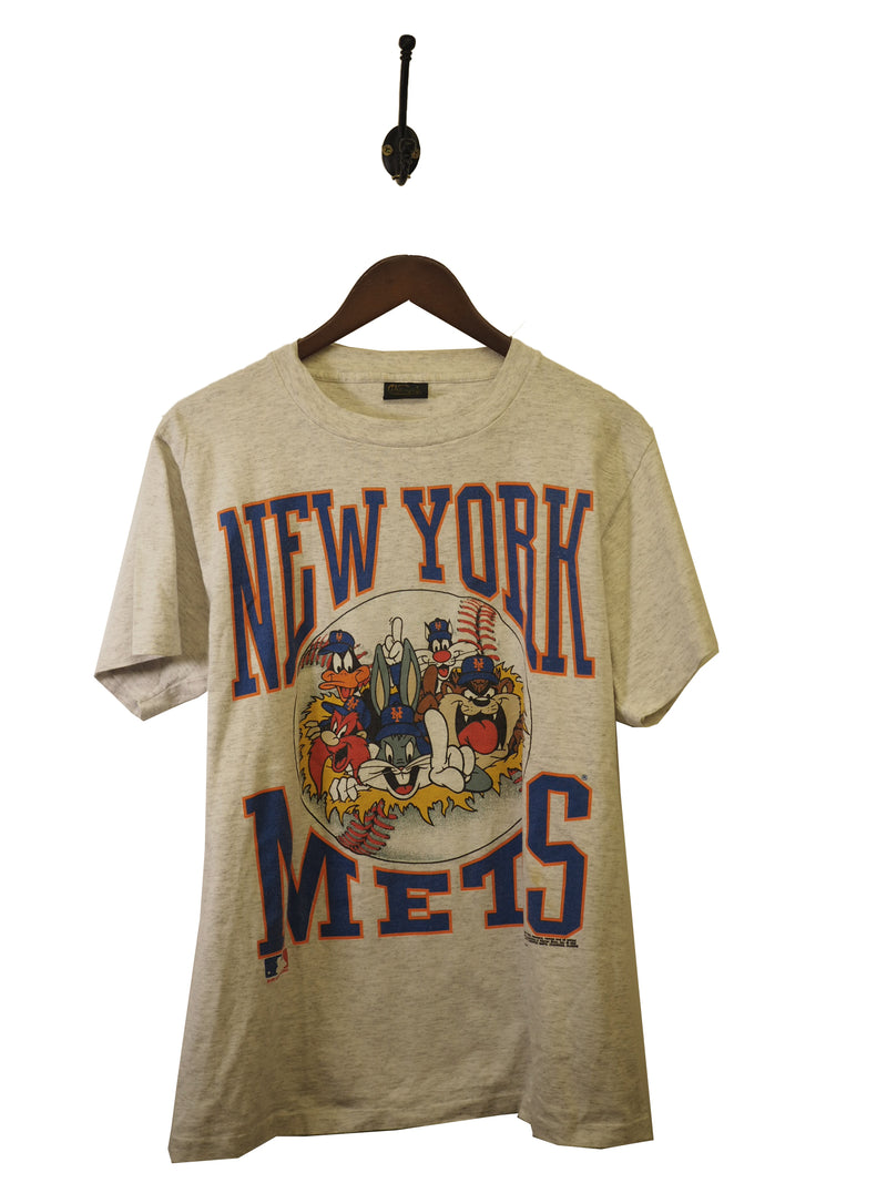 1992 New York Mets T-Shirt - L
