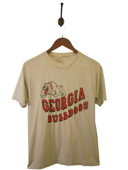1983 Georgia Bulldogs T-Shirt - S / M