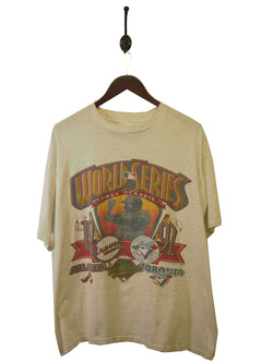 1992 World Series T-Shirt - L