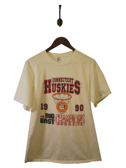 1990 Huskies T-Shirt - M