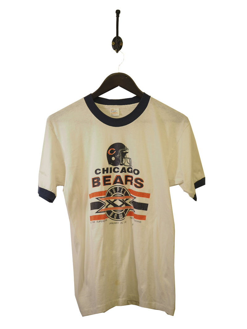 1986 Chicago Bears T-Shirt - S / M