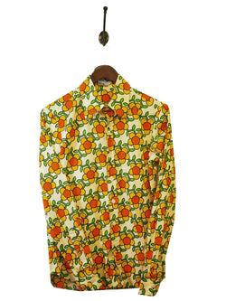 1990s does 1970s Citrus Shirt - S