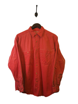 1990s Marlboro Cotton Shirt -  M / L