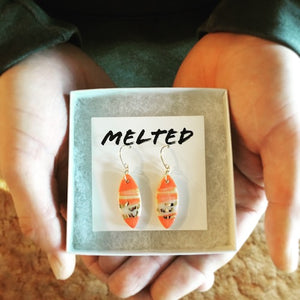 A Melted Gift Card