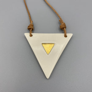 Triangle Necklace 003