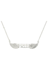 FREE NECKLACE - SILVER