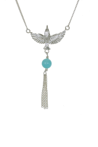 INFLIGHT Necklace - Silver