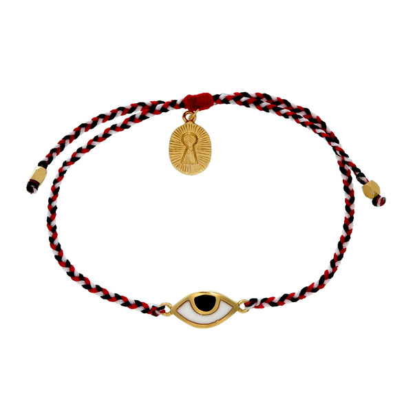 KIDS EYE PROTECTION BRACELET -TRIDATU - GOLD