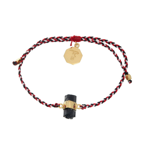 KIDS TRIDATU WITH BLACK TOURMALINE GOLD