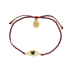EYE PROTECTION BRACELET - TRIDATU - GOLD