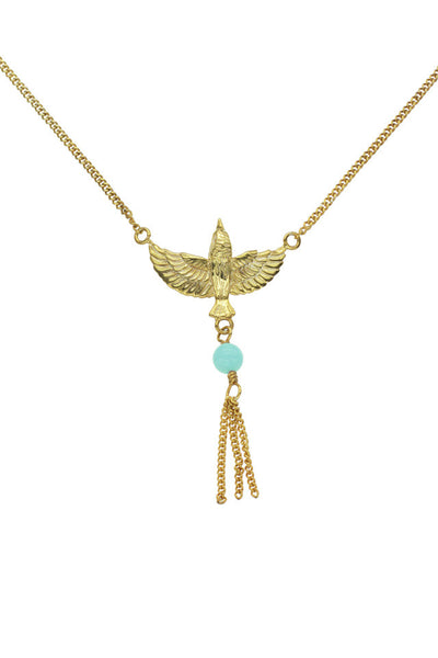 Inflight Necklace - Gold
