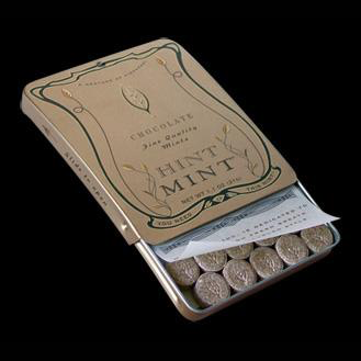 Hint Mint: The One and Only Designer Mint