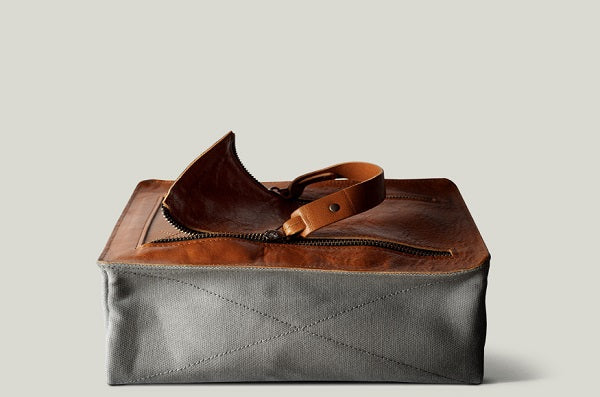 Dopp-Kit- spacious washbag