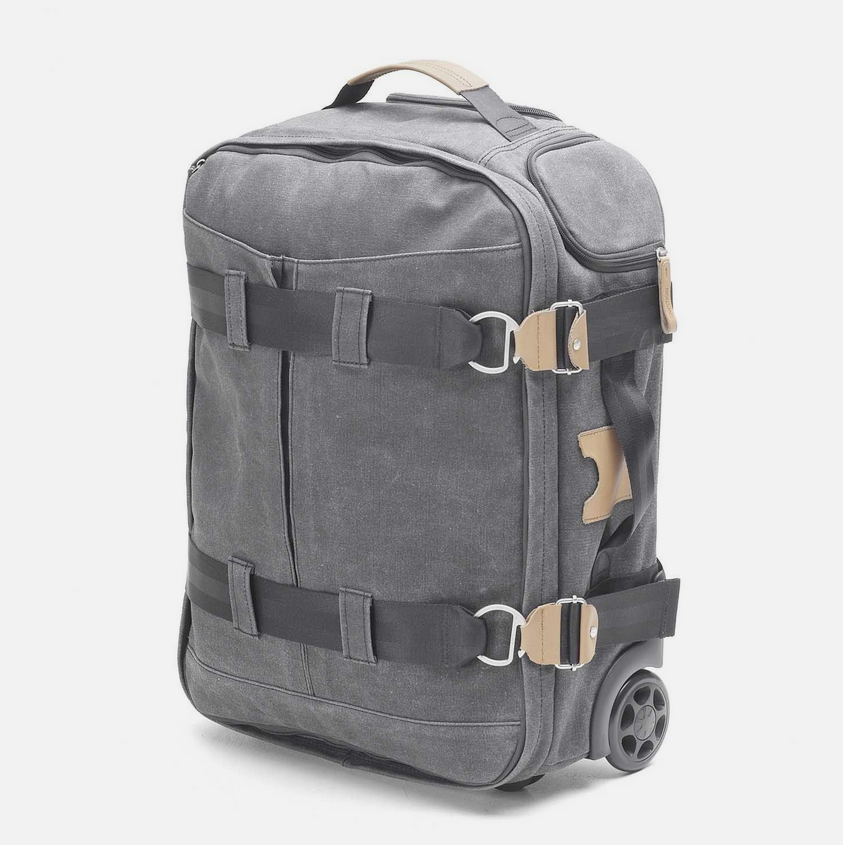 Qwstion 3-Day Travel Bag: Washed Grey