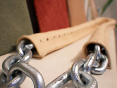Hender Scheme Key for Bike - Natural