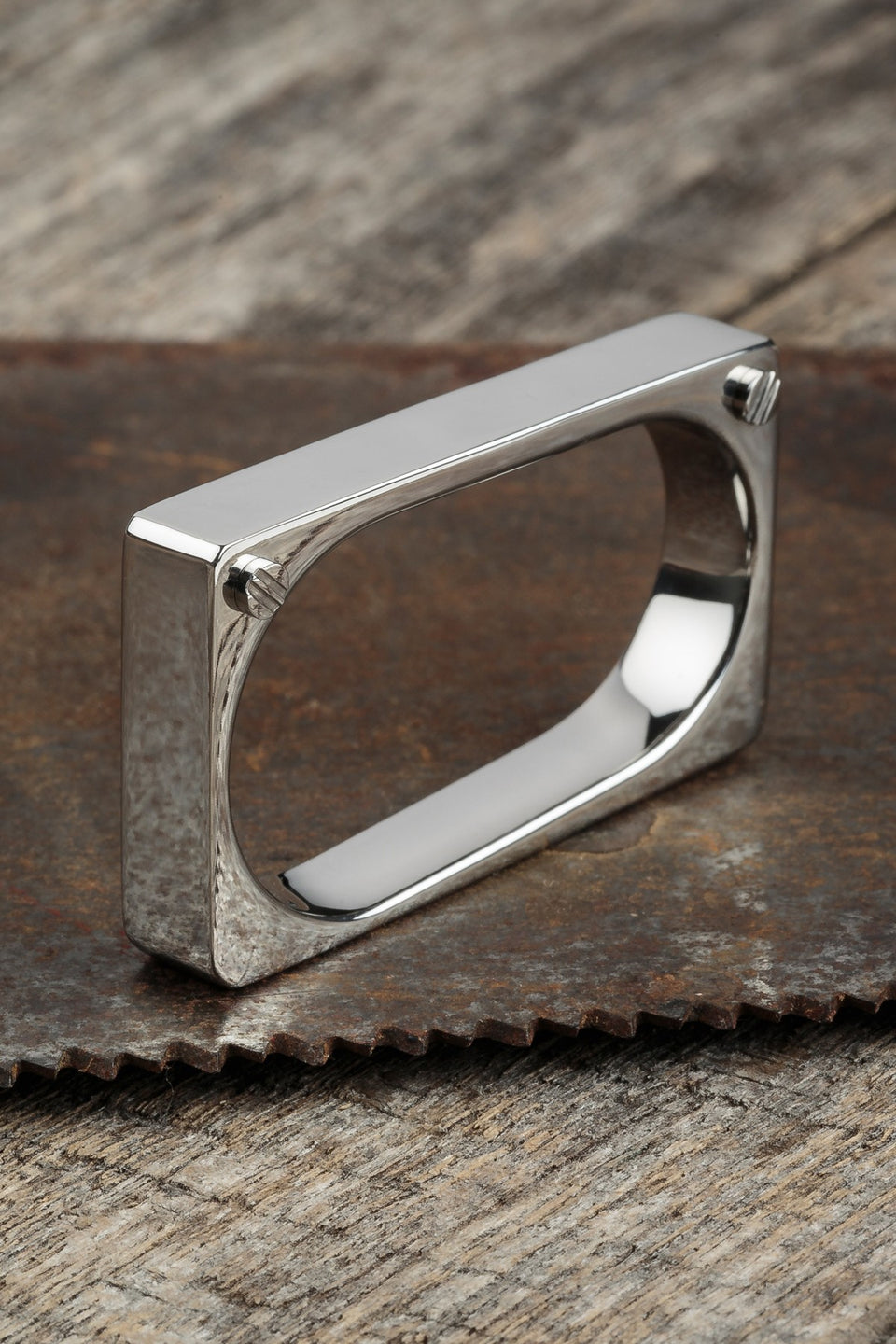 Vitaly Freunde Two-Ring - Stainless Steel
