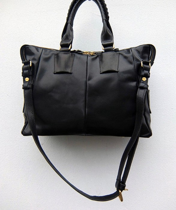 Cornelian Taurus by Daisuke Iwanaga horse leather bag