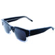 Conservatoire Revoir 198 Sunglasses: Black/Transparent