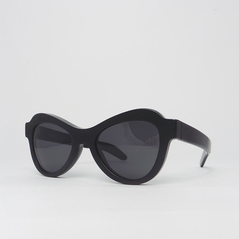Kuboraum Y2 Sunglasses Black: K0.01/Black Matt