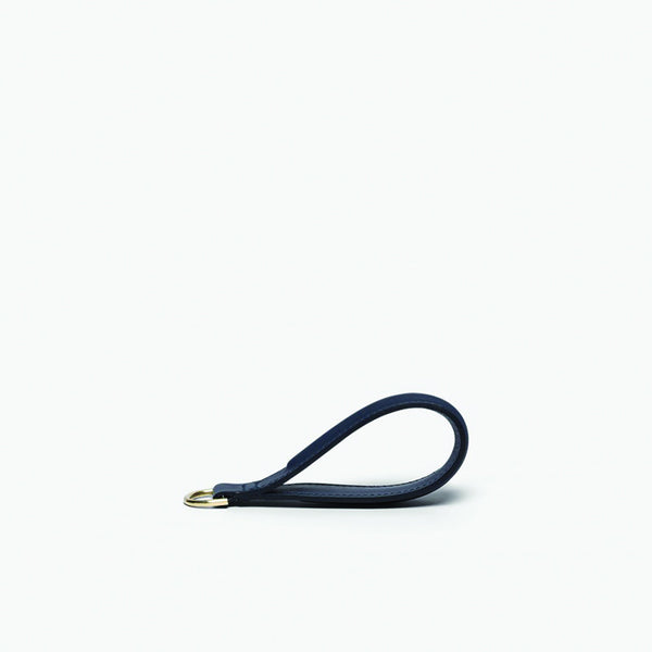 PB 0110 AB12 Key Ring: Blue