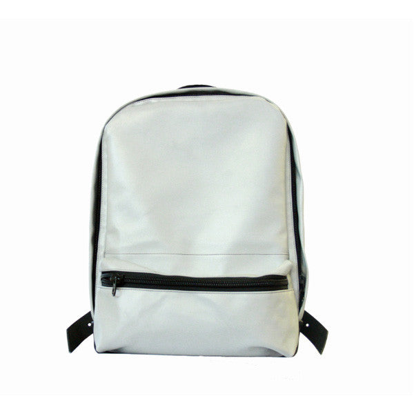 Nocturnal Workshop BarRed Light Daypack: Silver