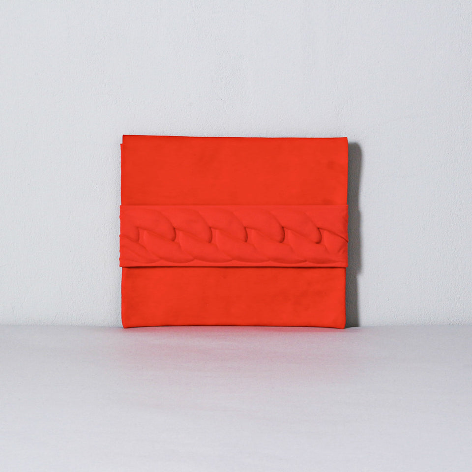 KYE Clutch Bag: Red