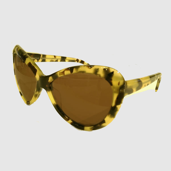 Conservatoire Revoir 310 Sunglasses: Maculated