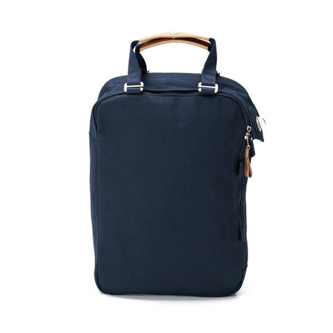 Qwstion Office Bag: Organic Navy