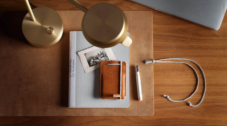 Hard Graft Draw Card Case: Heritage