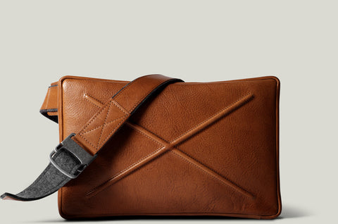 Hard Graft iPhone Fold Wallet: Smoke