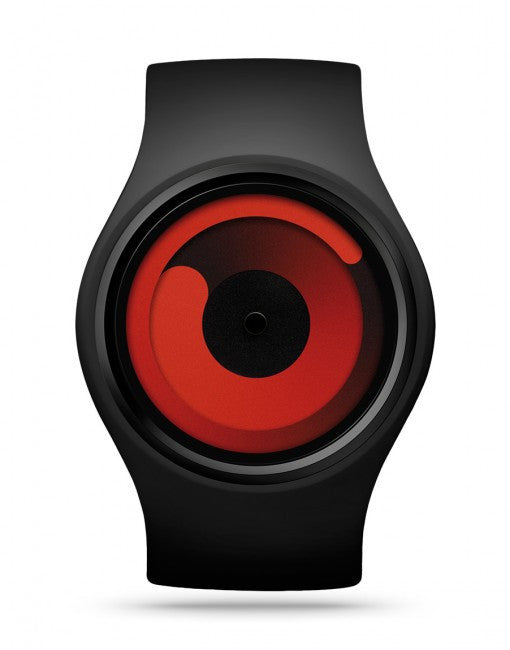 ZIIIRO Gravity: Black - Red