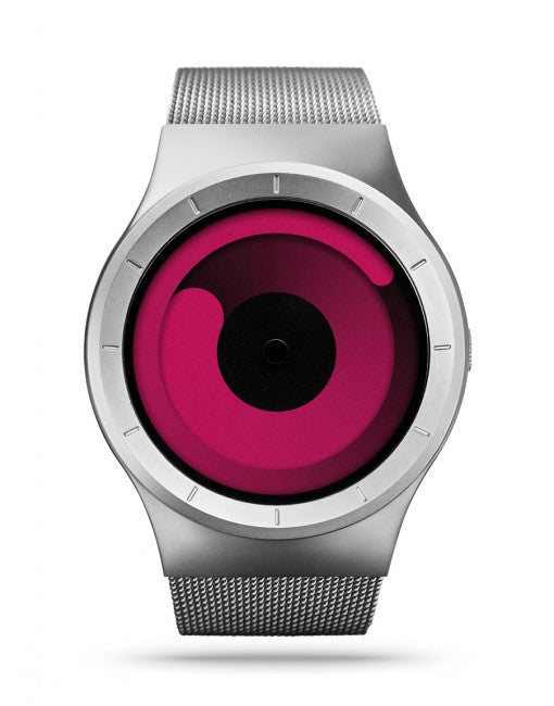 ZIIIRO Mercury: Chrome - Magenta