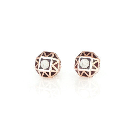 Elke Mini Tempest Earrings (EKMM11D)