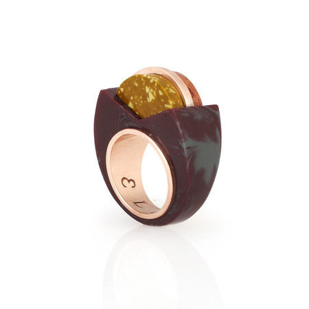 Elke Rapture Ring (EKMM10C)