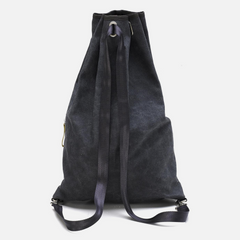 Qwstion Simple Bag: Washed Black