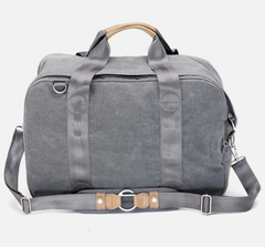 Qwstion Weekender: Washed Grey