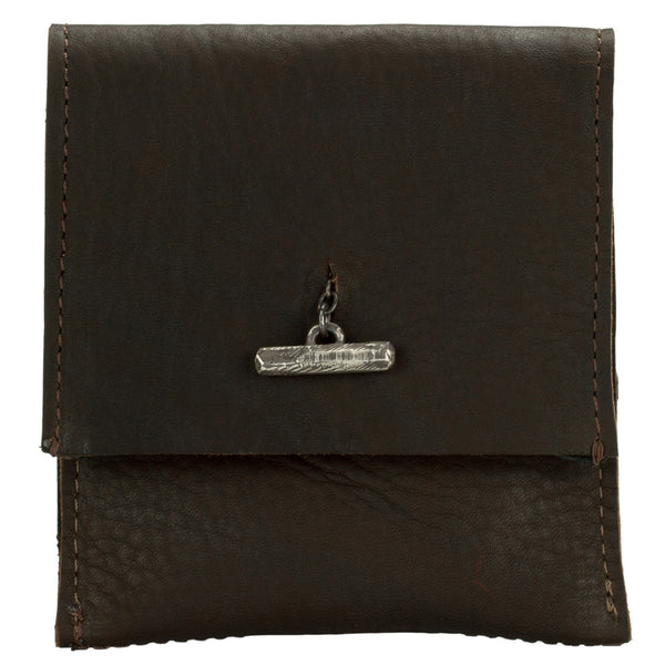 Henson Small Wallet- Brown Cow