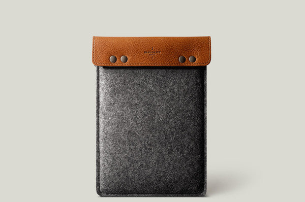 Hard Graft Snap iPad Mini Case & Stand : Heritage