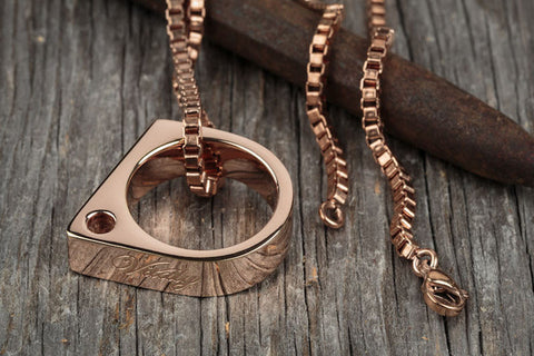 Vitaly Sua Necklace - Rose Gold