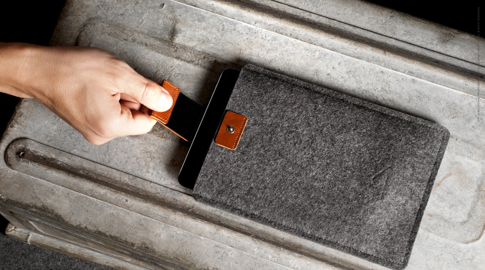 Hard Graft Tab iPad Mini Case and STand: Heritage