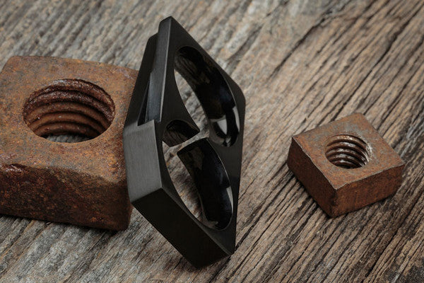 Vitaly Terra Two-Ring - Matte Black