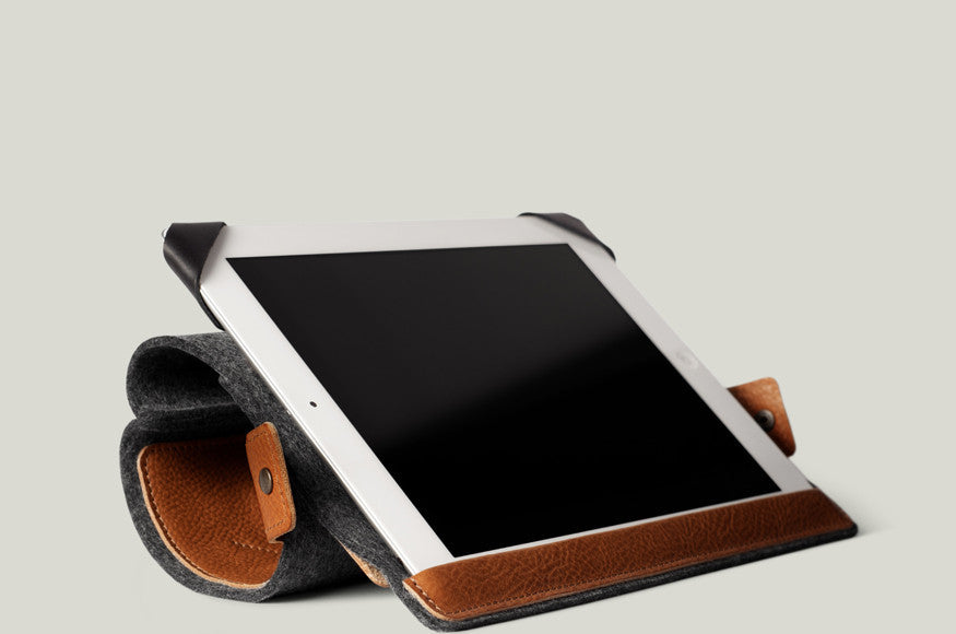 Hard Graft Tilt iPad Case and Stand: Heritage