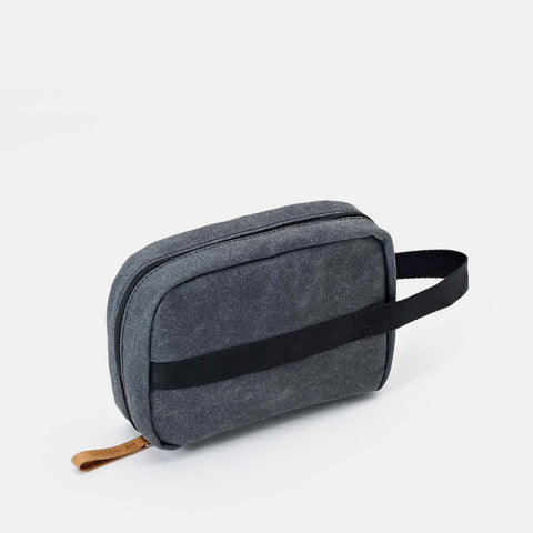 Qwstion Toiletry Kit: Washed Black