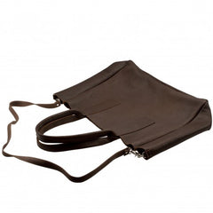 Henson Tote Bag- Brown Cow
