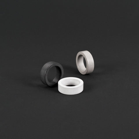 bergnerschmidt Simplest Ring: Black