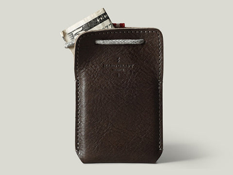 Hard Graft iPhone Card Case - Heritage